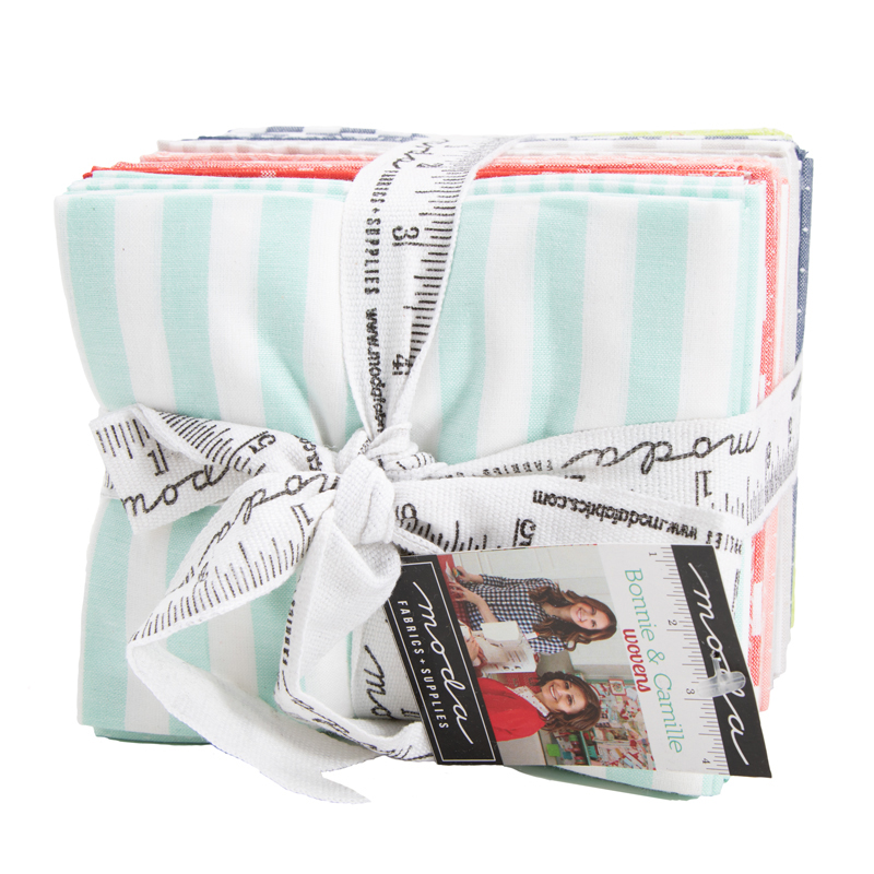 Bonnie Camille Wovens Fat Quarter Bundle