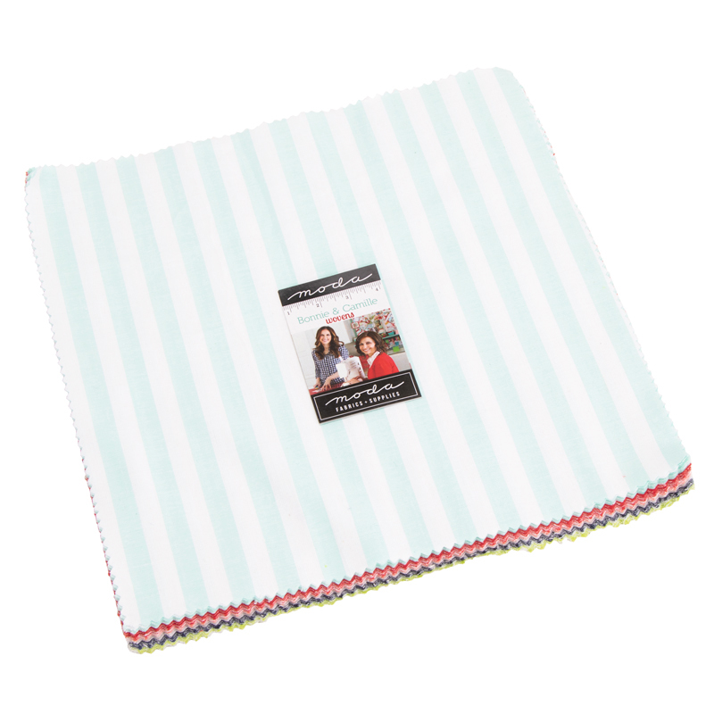 Bonnie & Camille Wovens Layer Cake for Moda 12405LC
