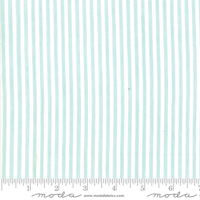 Bonnie Camille Stripe Aqua 12405-13