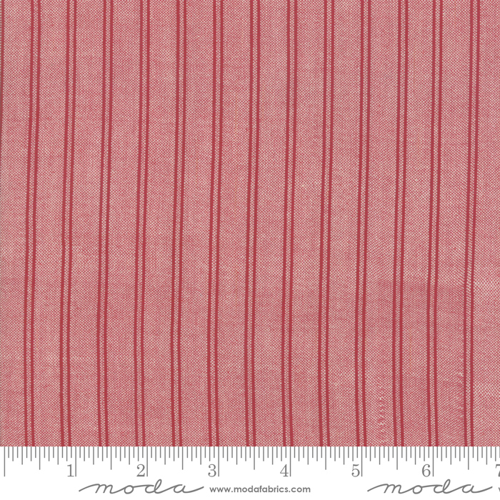Northport Silky Stripe Red