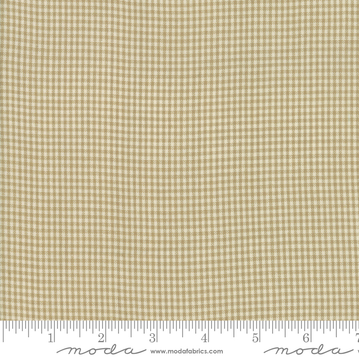 EOB - 23 - Northport Silky by Minick & Simpson: small Check - Tan