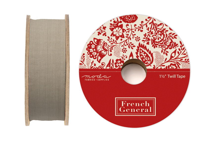 French General  Twill Tape #2120-12