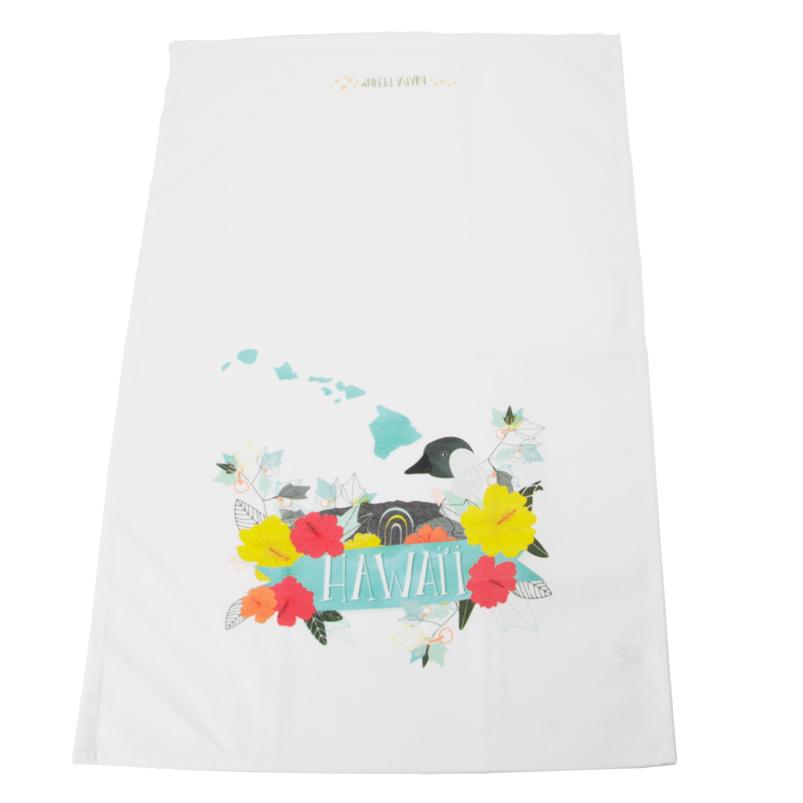 Hawaii Tea Towel