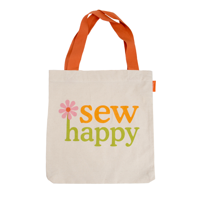 Homegrown Happiness Bag - Sew Happy