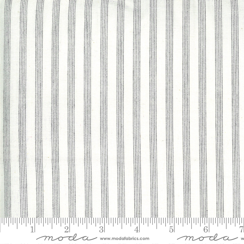 Low Volume Wovens - This Stripe Ivory