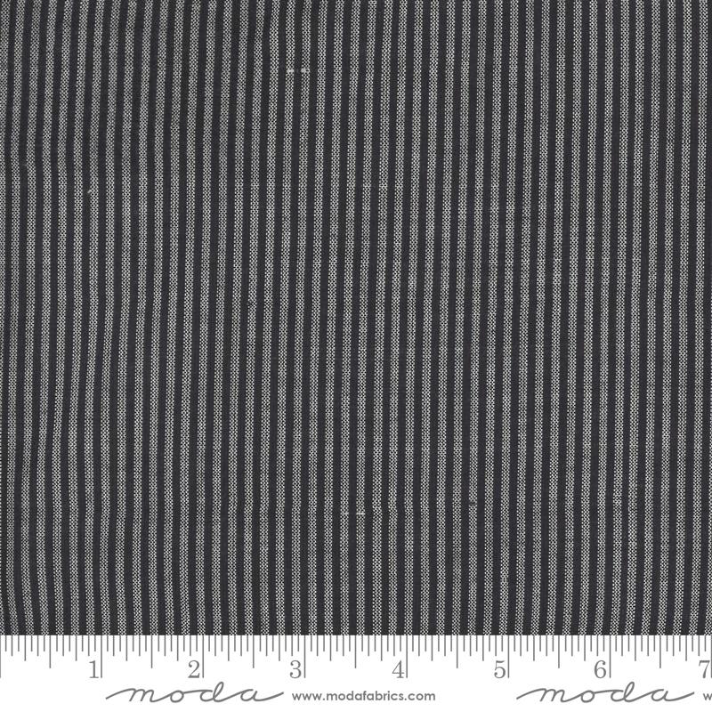Low Volume Stripe Charcoal