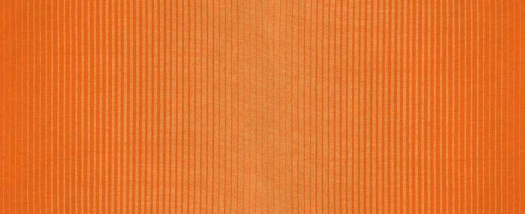 Ombre Wovens Tangerine
