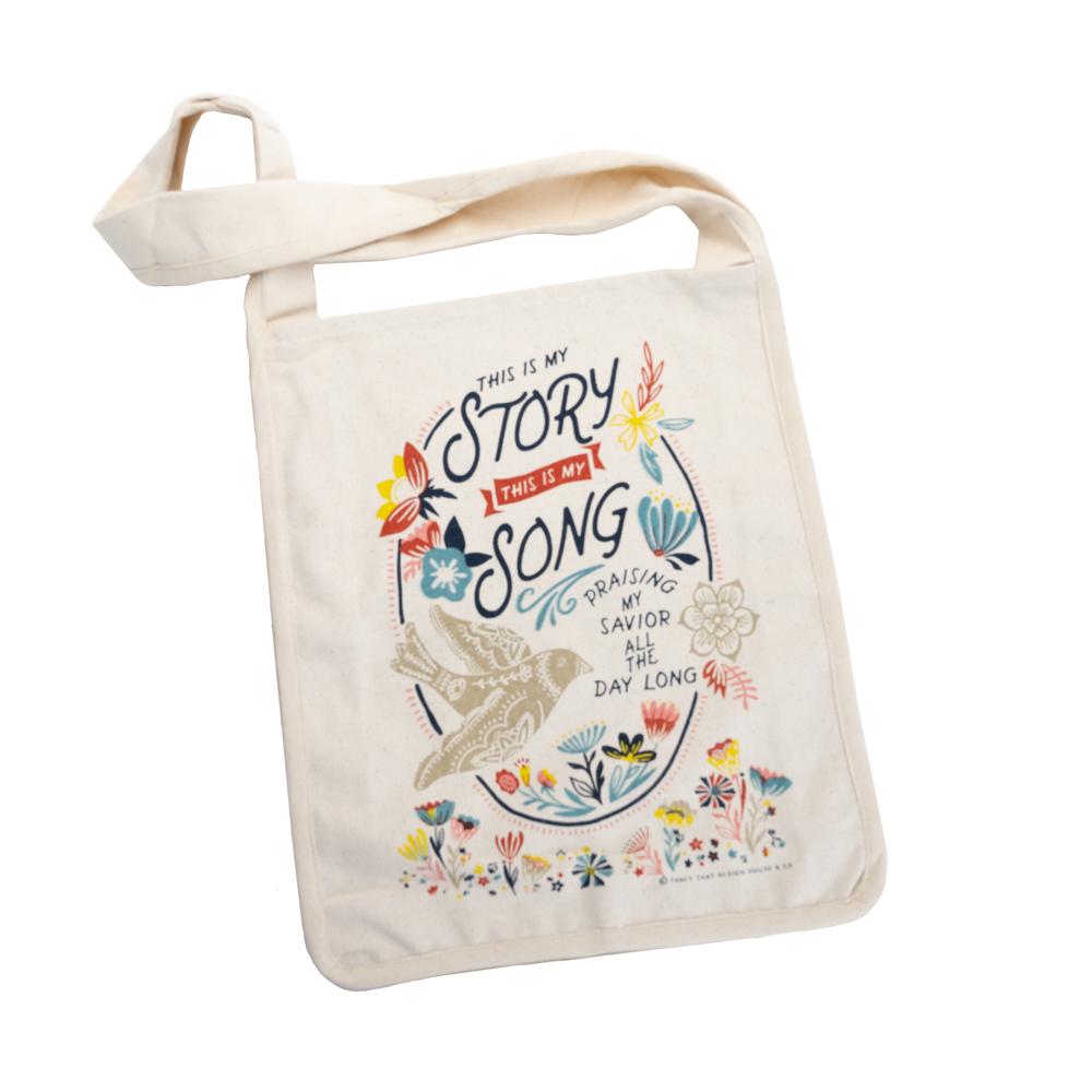 Songbook Tote Bag