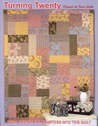 Turning Twenty Quilt Pattern Booklet