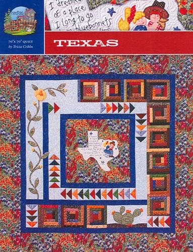 FF 230 Texas Quilt Pattern