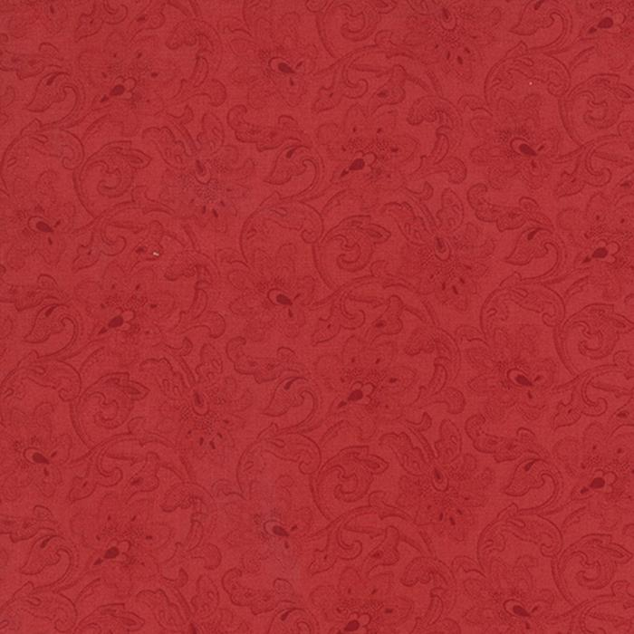 108 Atelier Quilt Scarlet - 3 Sisters - Moda