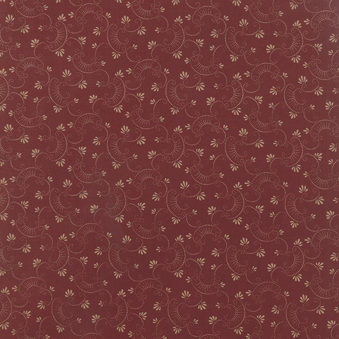 108 Claras Garden Quilt Rosebud - Kansas Troubles Quilters - Moda
