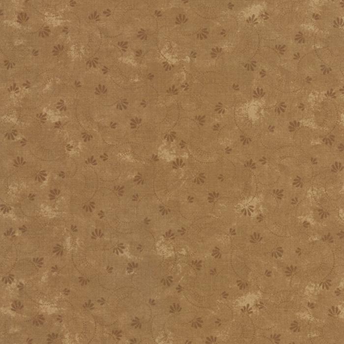 108 Claras Garden Quilt Sand - Kansas Troubles Quilters - Moda