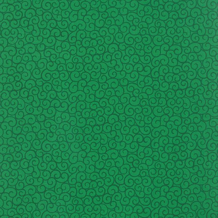 108 Ho Ho Ho Quilt Green