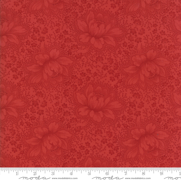 108 Farmhouse Reds Red