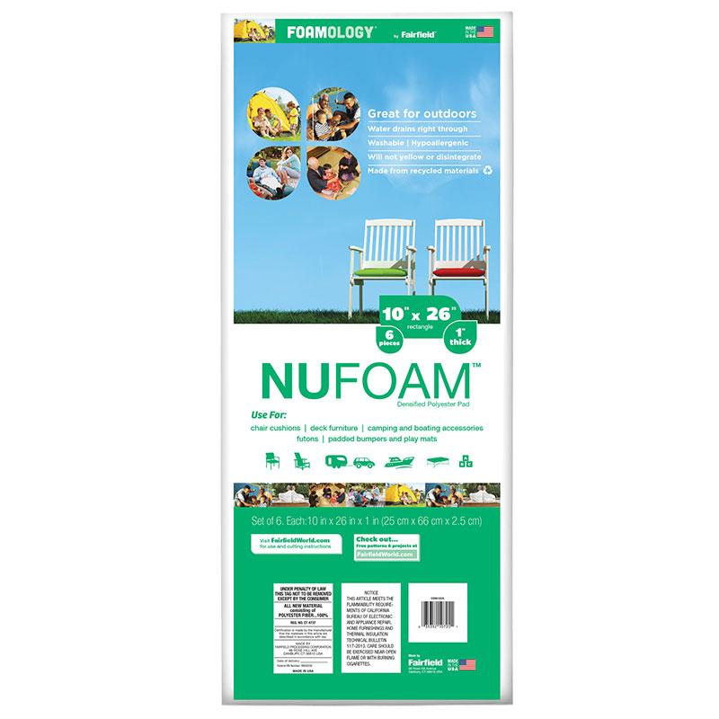 NU Foam Baby Bumper Pads 6 ct
