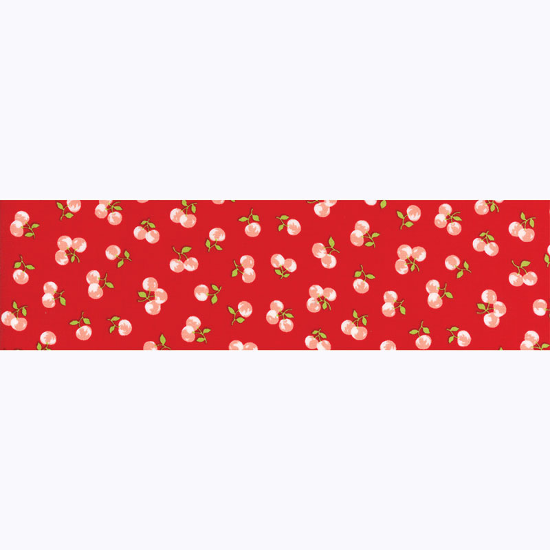 The Good Life Bias Tape Red