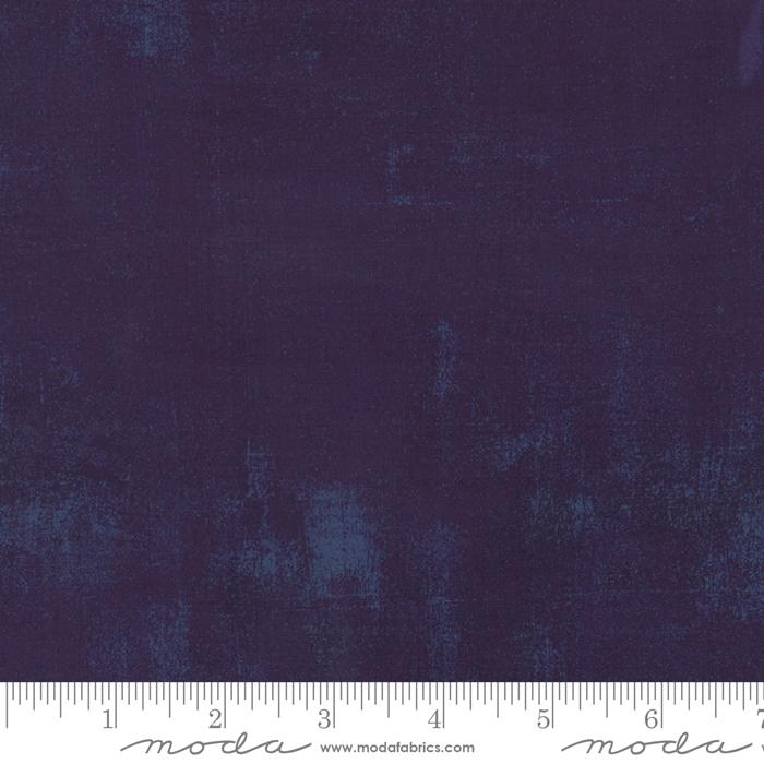 Moda Grunge 108 11108 245  Eggplant - Wide Backing Fabric
