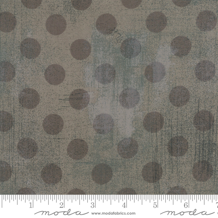 108 Grunge Hits Spot Grey Cout Wide Back Fabric