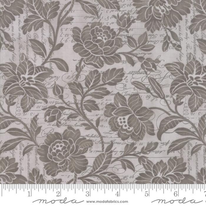 Fabric - 108 Memoirs Silver - 11158-12
