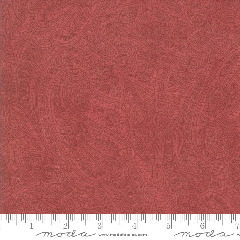 108 Moda Marches De Noel 11164 12 Crimson