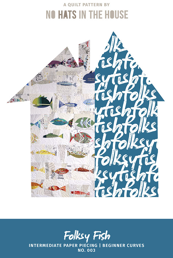 Folksy Fish - No Hats In The House