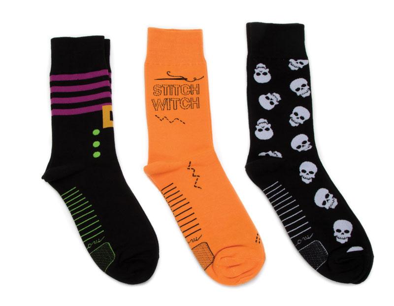 Halloween Socks 2Designs