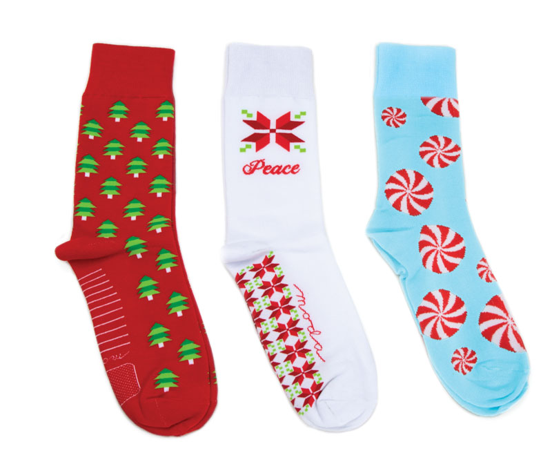 Christmas Socks - Assorted