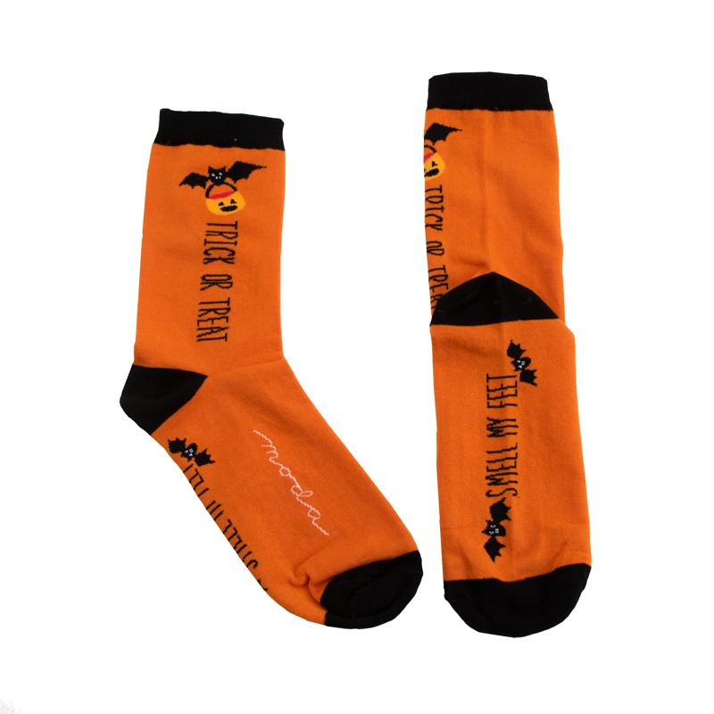 Trick Or Treat Socks