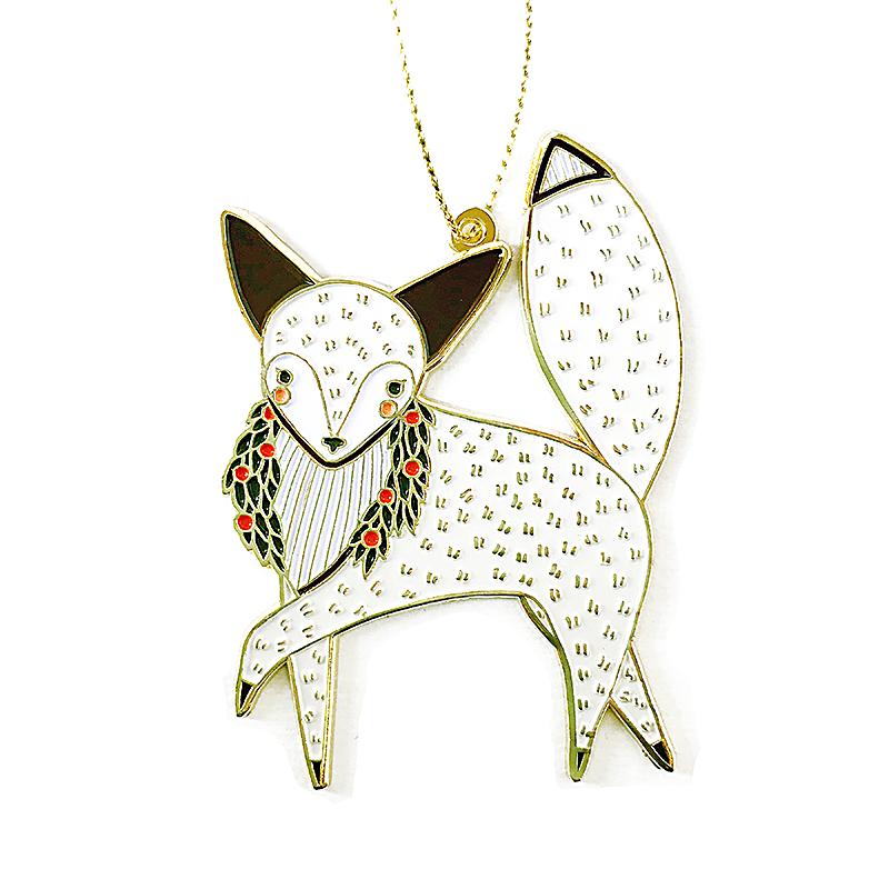 Merriment Ornament Fox GB Y417