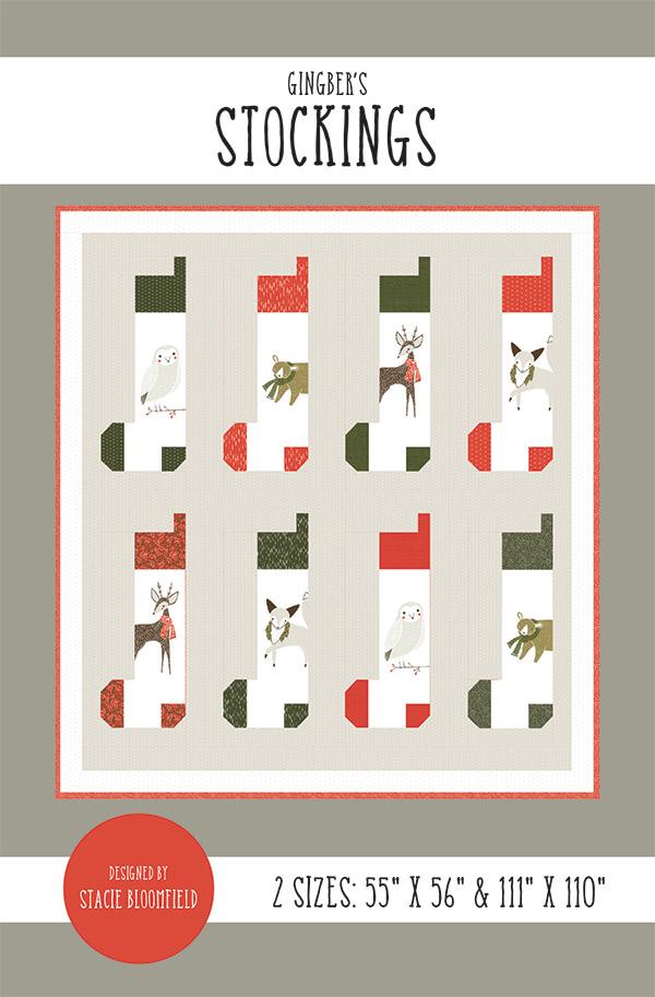 Stockings Quilt Ginigber Moda