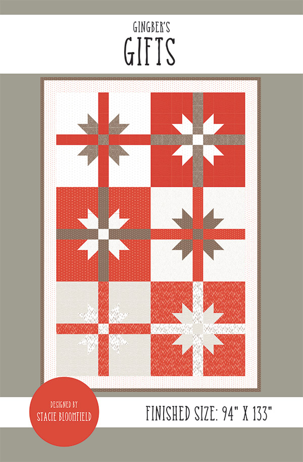 Gifts Quilt GB 027G