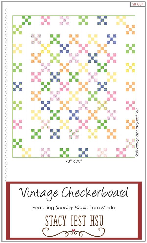 Vintage Checkerboard *