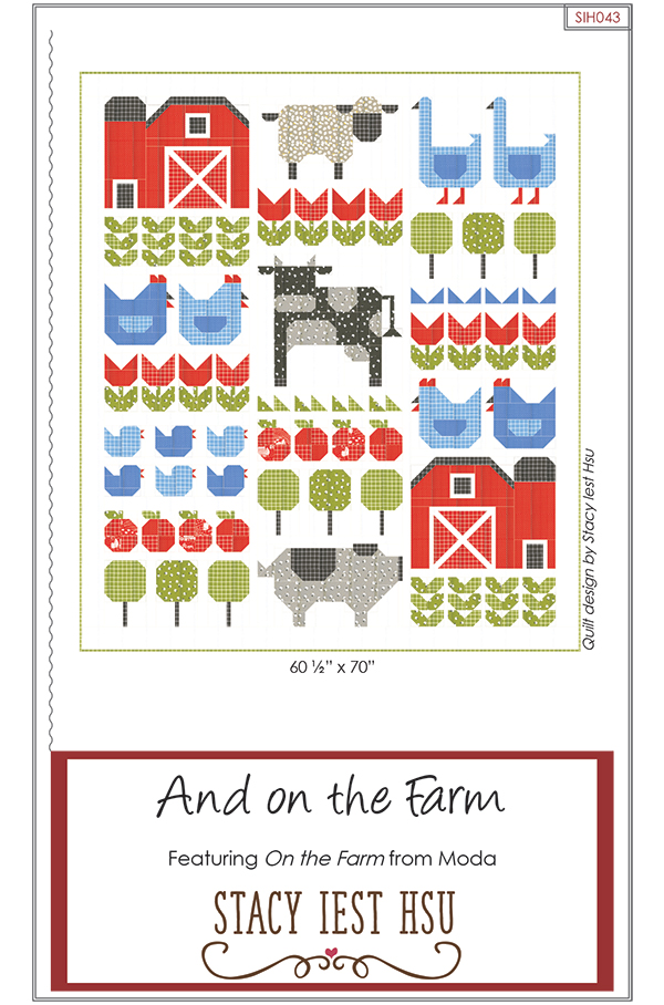 And On The Farm Pattern