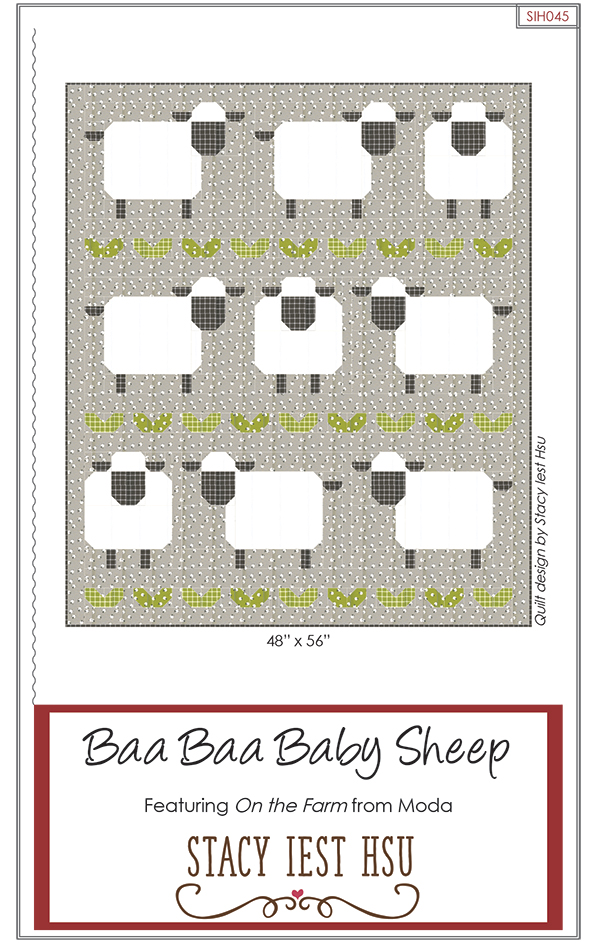 Baa Baa Baby Sheep Pattern