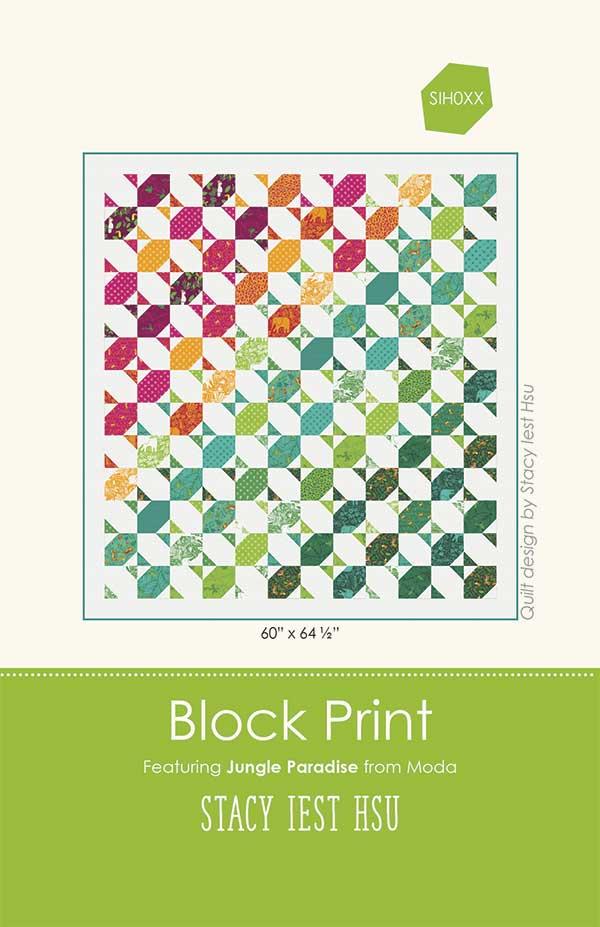 Block Print Pattern SIH060