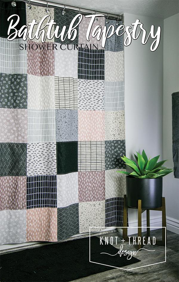 Bathtub Tapestry