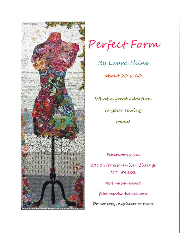 Perfect Form by Laura Heine