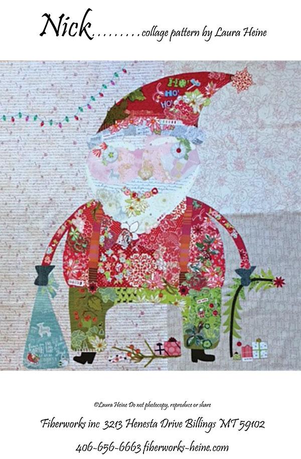 Nick Santa Collage