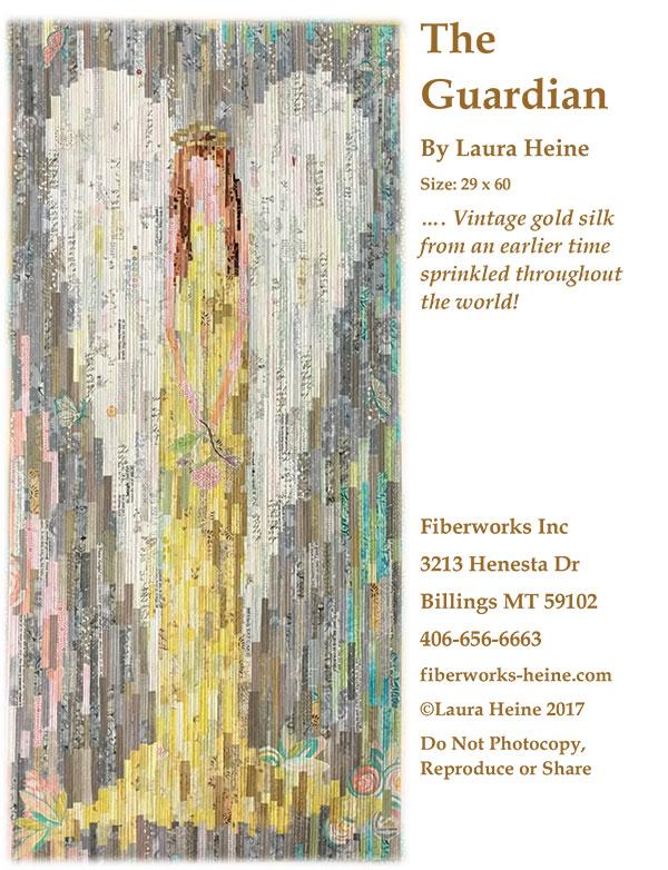 Laura Heine: The Guardian pattern