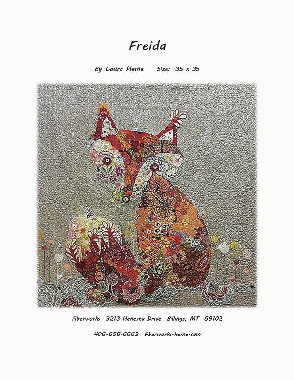 Freida Fox by Laura Heine