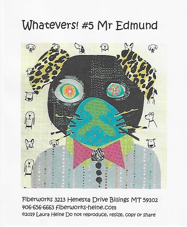 Whatevers #5 Mr Edmund