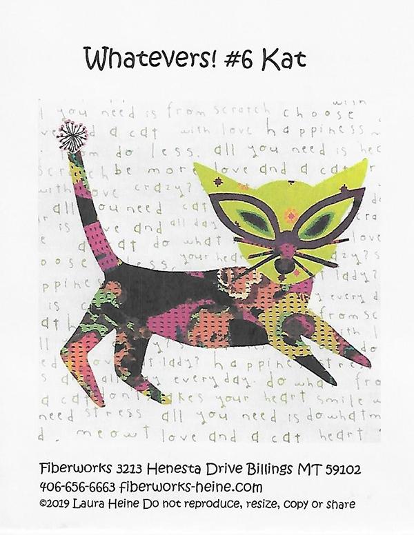 Whatevers #6 Kat