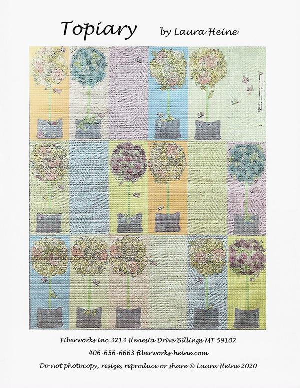 Topiary 60 x 72
