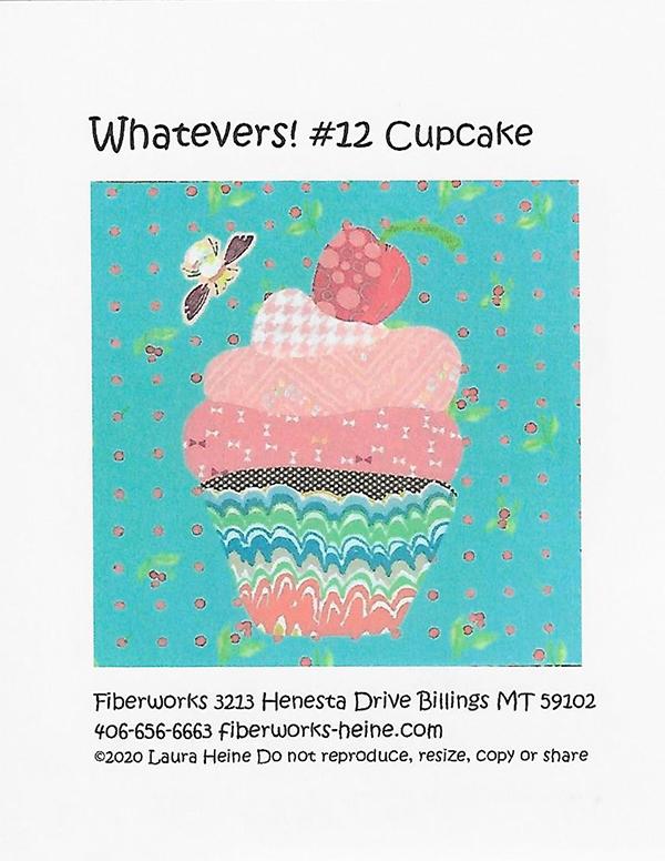 Whatevers #12 Cupcake