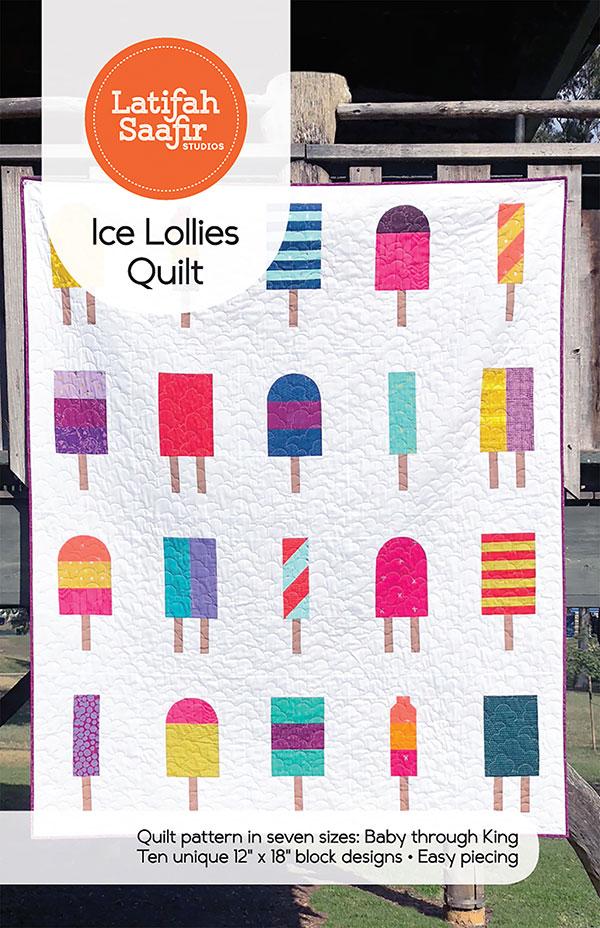 Ice Lollies Quilt