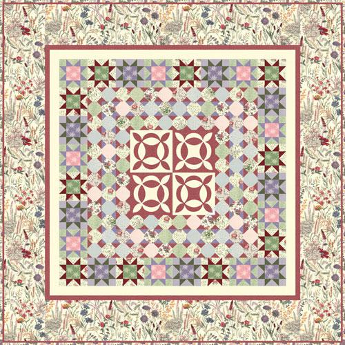 Collections Mill Quilt Kit