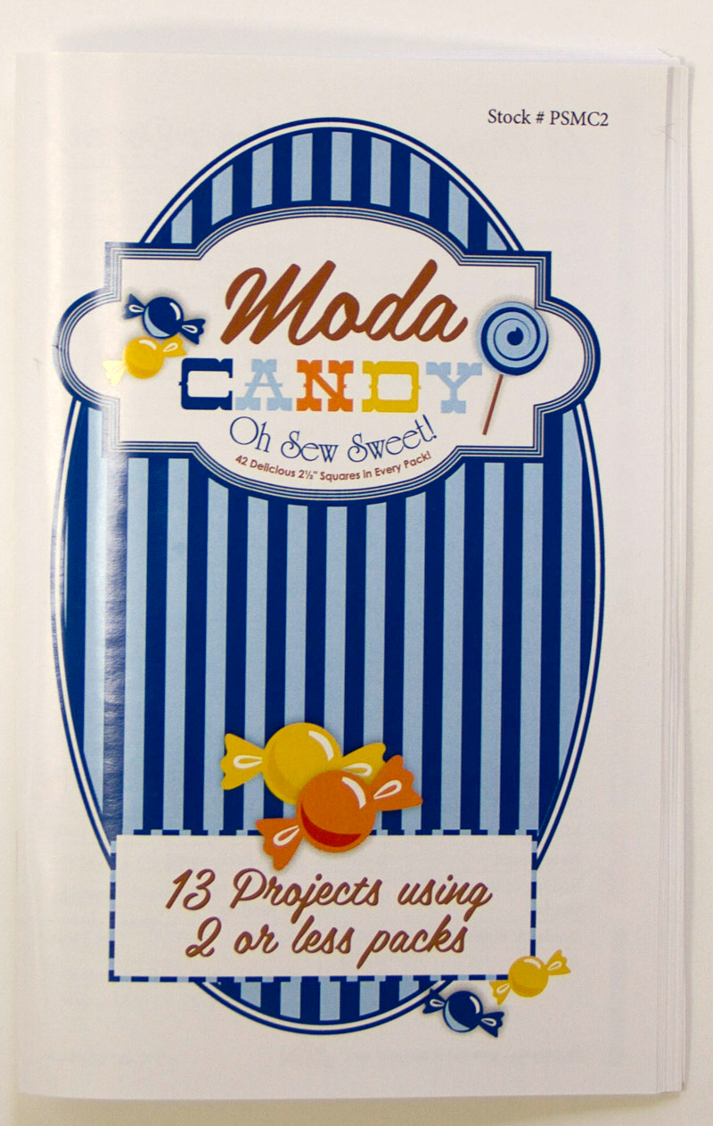 Moda Candy Booklet 2