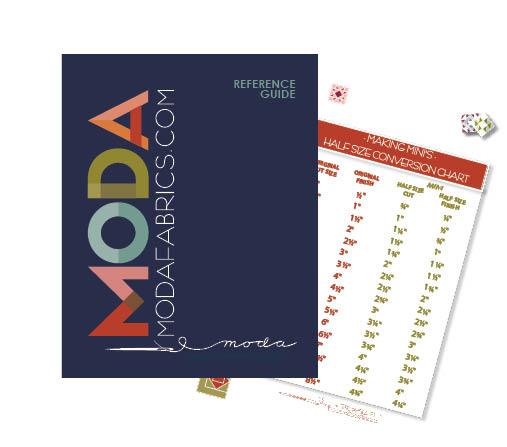 Moda Reference Guide MC4
