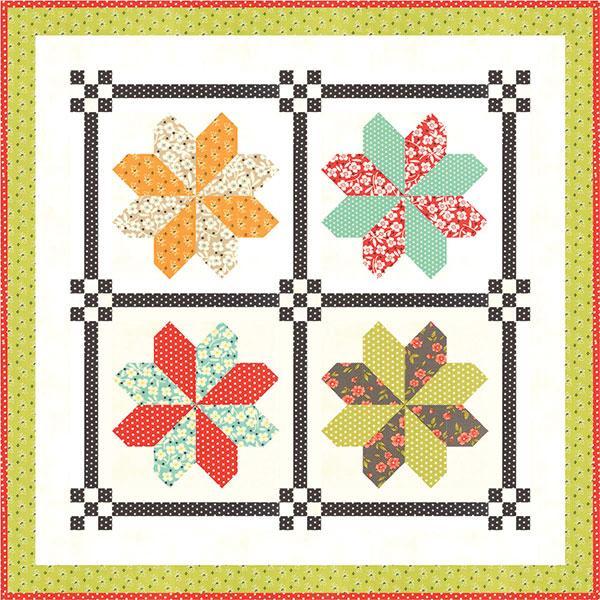 FT 1027 Mini County Fair Pattern